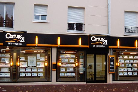 Agence immobilière CENTURY 21 SF Immobilier, 93270 SEVRAN